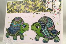 Dare 2B Artzy Turtles