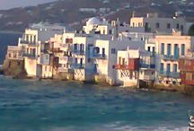 Places to Visit / Myconos island