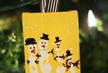 Christmas crafts / by Andrea Shabeldeen