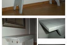Renowacje Metamorfozy 'before&after' / #secondlife #recykling #szlifowanie #malowanie