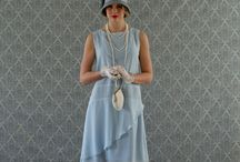 My flapper dresses / 1920s-inspired fashion