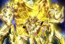 #Saint Seiya Soul Of Gold #Saint Seiya Soul Of Gold