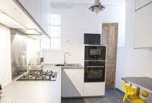 Cuisine B / Rénovation complète d'une cuisine