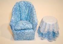 Dollhouse Miniatures - Furniture