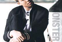 BTS - Rap Monster (Kim Nam-joon)
