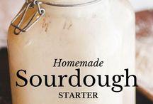 Breads-Sourdough