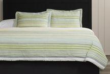 Master Bedroom - Bedding / by Samantha Olson VanArnhem