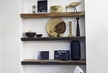 Houten planken / Decoratie