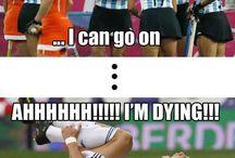 Sport humor
