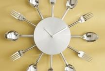 Clocks / by Chelsea Hughes