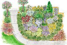 garden planning / by AgnesFelt
