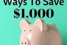 Budgeting & Saving Money Tips / Budgeting and saving money tips from a bunch of great bloggers covering budgets and money saving tips. Relevant Pins Only. Follow me (pawprintsinthekitchen), then e-mail brittany at pawprintsinthekitchen dot com with your Pinterest username and the e-mail address associated with your Pinterest account to request an add to this group. Please repin two pins for every pin that you add!