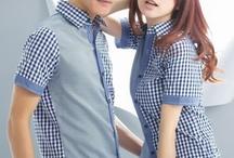 Couple shirts / Fashin71 provides you cheap Custom T shirt, Plain T shirt, Couple T shirts, Couples shirt, Couple Jackets, Couple Pants and Couples Suits. New style couples shirts on sale.