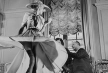 Fashion is History / Fashion historical memorable moments
