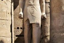 Ancient Egyptian Luxor Temple