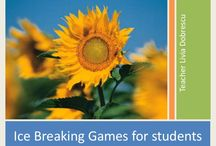 Ice Breaking Games for students