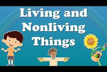 science living and non living