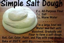 Salt dough