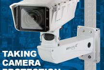 S-Type Camera Housings for Security, Surveillance, and More