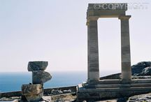 Greece / Street and travel images (35mm film)
