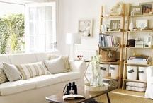 Living Room Inspiration / by Crafting with Cat Hair