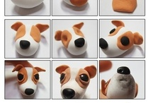 dogs clay