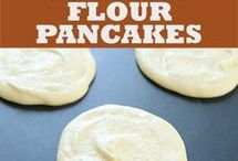 Pancakes, Flapjacks & Fritters