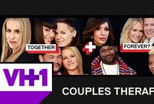VH1-Couples Therapy / Couples Therapy is an American reality television show airing on the cable network VH1 that chronicles celebrity couples as they receive relationship counseling from Dr. Jenn Berman, Marriage, Family, and Child Therapist, and her staff. (Source: Wiki)