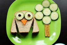 Fun Kid Food! / Cute, fun food that will bring a smile to little boys and girls hearts :D