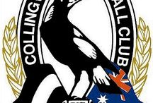 OMG Collingwood!!! / My obsession with collingwood