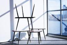 LÖVBACKEN  / Stolik zaprojektowany w 1956 roku przez Gillisa Lundgrena - wraca do oferty IKEA.