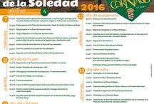 FIESTAS DE LA VIRGEN DE LA SOLEDAD. Del 7 al 11 de Septiembre de 2016, en Cornago, La Rioja