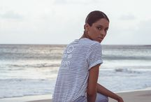 women collection | TOP / Collection lightweight in 100% linen, yet perfect to wear out to dinner with pearls on a chilly evening, or on after the beach for cocktails at sunset.