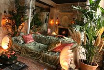 Eccentric Houses Living Rooms
