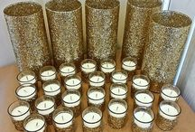 Color: Gold Weddings / Ideas for your upcoming gold color scheme wedding. The Color Gold.