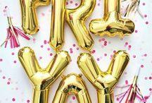 My 21nd Birthday