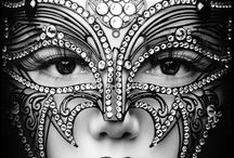 Halloween Party Masks / Ideas for your Halloween party by La Fucina dei Miracoli www.maschere.it