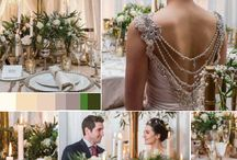 Classic Beauty Inspiration! / A gorgeous palette devoting itself to classic white roses and pearls all lit by candlelight! Creative Exposure Photography @decorate Victoria @the brides closet @moores clothing for men #vancouverislandweddings
