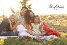 Family Shoots Inspiration / by Ashley Moulton