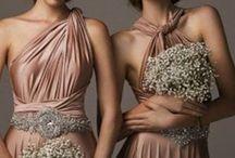 ✣ Bridesmaid dresses ✣
