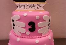 Birthday Cakes / by Marsha Barnhart Bennett