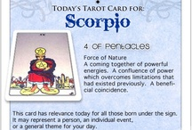 Scorpio Astrology / This is a collection of all things Scorpio / by Astrology Tarot