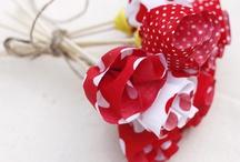 Flores / Flor roja