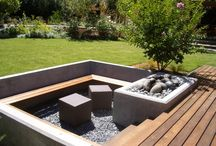 pools and yards