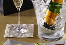 A little bubbly and more / Champagne, sparkling wines and recipes to pair with.  / by Claudia DuPont