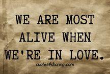 Love / Love Quotes