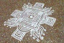 Kanya kolam designs