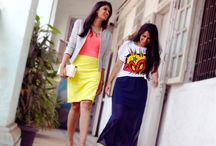 #SummerOfStyle with Hemal & Urmi (What Wear How)! / The gorgeous duo - Urmi Daga & Hemal Ved lend their style mantras and super cool touch to our trend apparel, giving you fashion wonders <3
