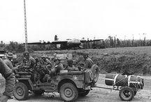 World War Two Jeeps (Original Foto's)