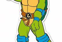 Teenage Mutant Ninja Turtles Cakes